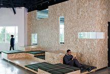 OSB, plywood