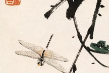 LXII Chinese Traditional Brush Painting