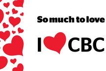 I ♥ CBC / Share the love.
