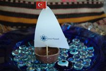Caicco Flower3 in Turchia / Felice Pasqua