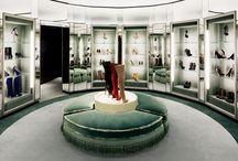 Shoes interior design