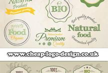 organic food packaging design