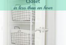 .New House - Linen Closet
