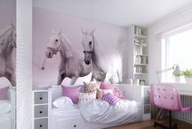 Esmay slaapkamer