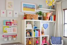 Colourful Kids' Bedrooms