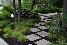 mulch and gravel landscaping ideas