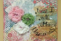 mixed media inspirations / by Leslie McGrath