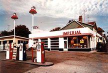 vintage Filling Station Diner