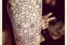 Inked / Tattoos are beautiful.