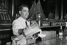 Vintage bar l food