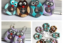 Owl party ideas and crafts / by Kara Huey