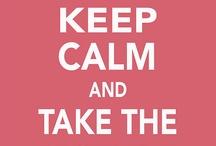 Keep Calm & :)