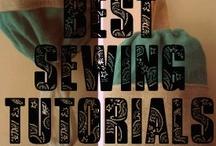 Sewing: Tips, Tricks, & Tutorials