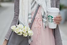 Spring Style / pastels, colors...you name it! If you're looking for casual, chic, girly or laid back spring style inspiration then this is the place for you!