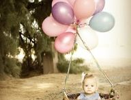 Baby first birthday / by Leslie Young