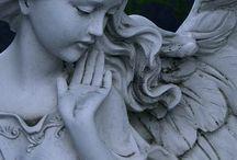 sculpture &sepulchral