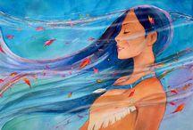 Princesses / by Savannah Gregory