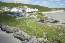 Inchydoney Island Lodge & Spa - Location / The beautiful scenary that surrounds us in West Cork