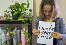 Behind the polish / Behind the scenes of Sienna Byron Bay - creating beauty with accountability