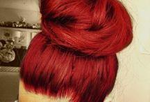 Hair and fashion / by bernadine farrare