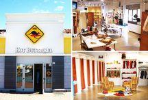 Hot Buttered / Abbiamo curato alcune aperture di punti vendita per Hot Buttered; di seguito alcune immagini dallo store di Taormina (ME).