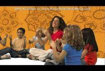 Music for Preschoolers / by C Montessori