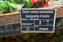 Auchan Romainville, cherchez l'erreur : /  Cherchez l'erreur