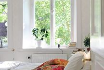 Bedrooms / by Enid Brock