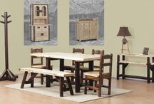 The Lodge / rustic and lodge furniture