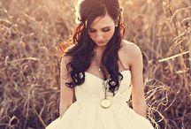 wedding photography / inspiration, lighting & posing ideas / by Becky Shank