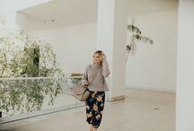 WELDEN STREET STYLE IN L.A. / Welden and Paper Crown street style fashion shoot in LA.