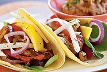 Recipes:  Mexican Food / by Paula Cronin