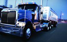 International 9000 Series trucks
