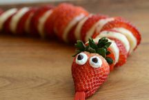 Funny foods for kids