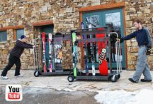 Snow, Skis, and Boards
