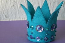 Felt Crowns
