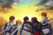 Free! / That gay swimmers