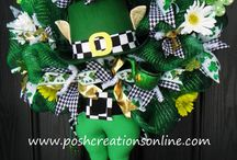 St Patricks day decor / St Patricks day decor
