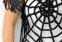 Háčkování / Pletení - Crochet / Knitting