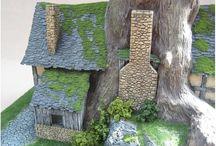 venkovní domečky
