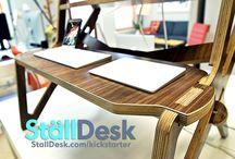 StällDesk Standing Desk Kickstarter Launch / Standingdesk,computerdesk,crowdfunding,kickstarter,deskdesign,officefurniture,desk,healthyoffice,customdesk,ergonomicwork,ergonomicdesk,StallDesk,standuptowork,standandwork,getoffyourass,designinspiration,productdesign,designinnovation,creativedesign,designlife,designinspiration,productdesign,workstation,woodworkstation,customdesk,health,workplace,workspace,posture,work,office,standupdesk,sitstanddesk,adjustabledesk,adjustablestandingdesk,adjustableheightdesk,heightadjustabledesk