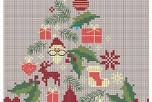 Embroidery Cross Stitch, Christmas / by Carolyn Williams