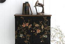 Small Asian cabinets / Small Asian cabinets
