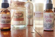 Essential Oils- Medicine Cabinet