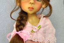 "Dolls. BJD ""Kaye Wiggs"""