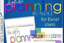 Curriculum and Planning