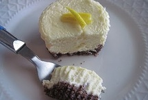 Low Carb Desserts / by Carol Pitzer