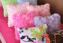 bedding stuff for the girls