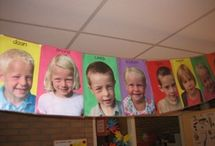 Skola klassrummet