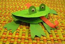 Amphibian Theme